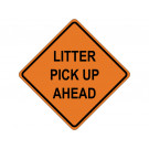 LITTER PICK UP AHEAD