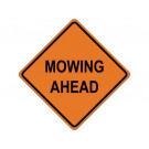 MOWING AHEAD