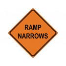 RAMP NARROWS