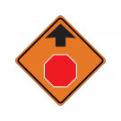 STOP AHEAD (SYM)