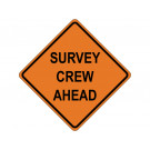 SURVEY CREW AHEAD